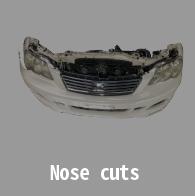 Nose cuts